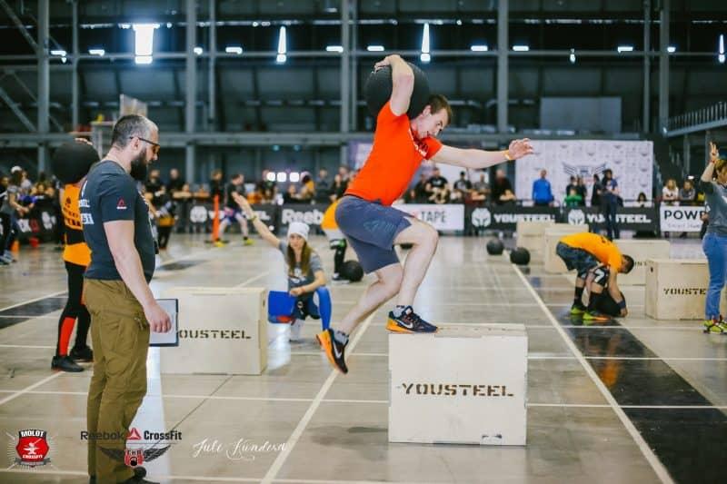 Ural Athletic Challenge
