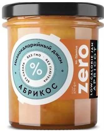 Джем Mr Djemius Zero с абрикосом