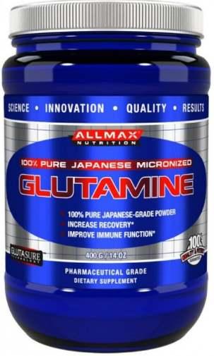 Глютамин ALLMAX Nutrition Glutamine Micronized