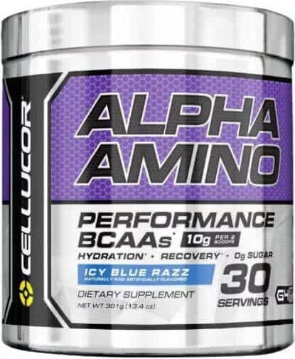 Аминокислоты Cellucor Alpha Amino