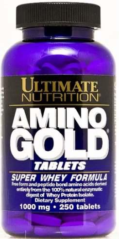 Аминокислоты Amino Gold Ultimate