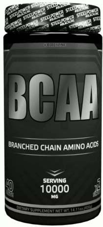Черная упаковка bcaa 10000
