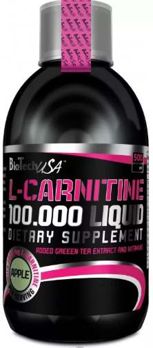 Жидкость BioTech USA L-Carnitine 100000 Liquid