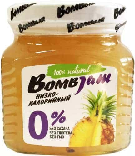 Джем со вкусом ананаса