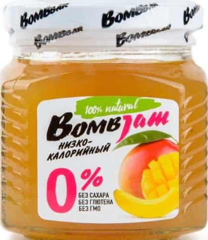 Джем со вкусом манго