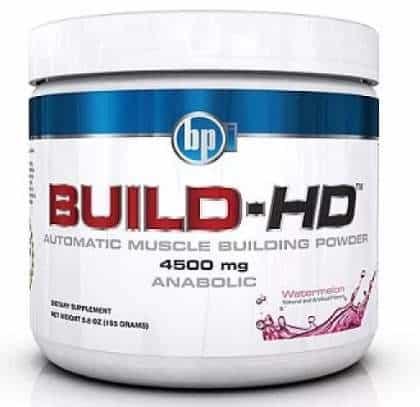 Креатин BPI Sports BUILD-HD