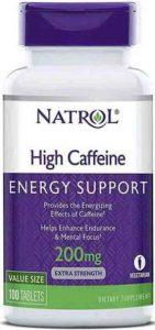 Кофеин от Natrol