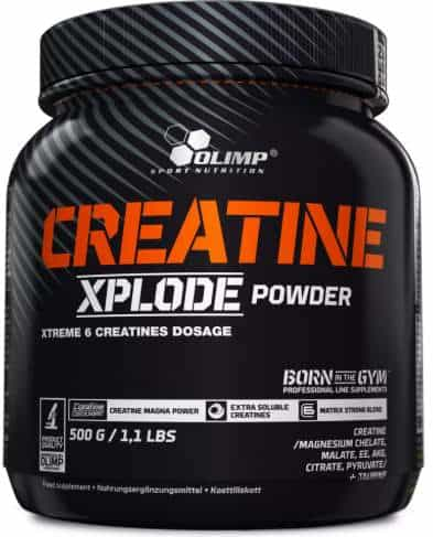Креатин Olimp Creatine Xplode Powder