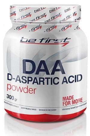 Be First D-Aspartic Acid в виде порошка