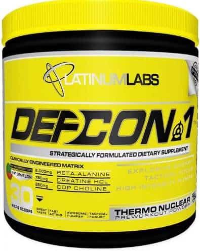 БАД Platinum Labs Defcon 1
