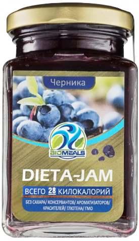 Dieta-Jam со вкусом черники