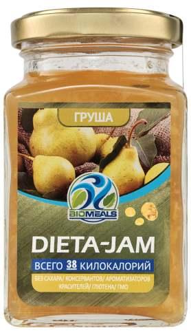 Dieta-Jam со вкусом груши