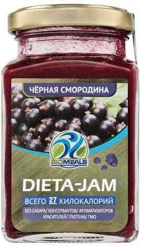 Dieta-Jam со вкусом черной смородины