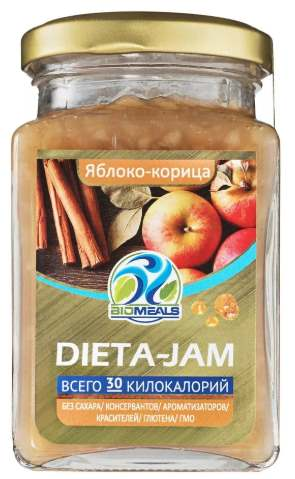 Dieta-Jam со вкусом яблока
