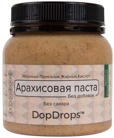 Натуральная паста ДопДропс