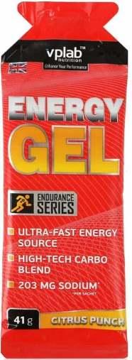 Цитрусовый микс VPLab Energy Gel