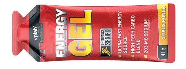 Упаковка VPLab Energy Gel