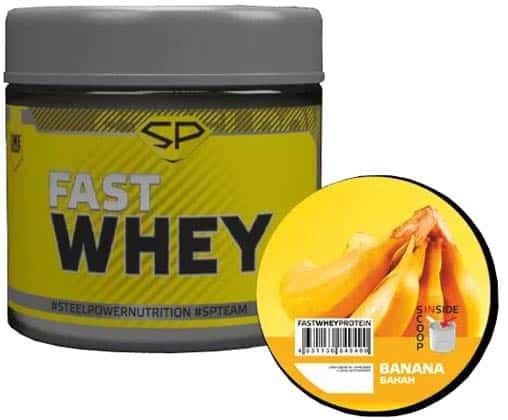 Fast Whey со вкусом банана