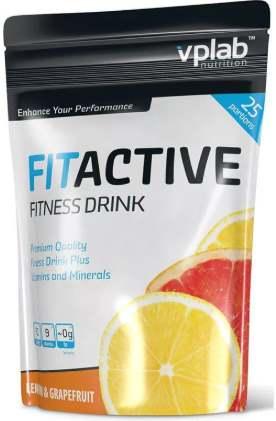 Лимон и грейпфрут VPLab Fit Active