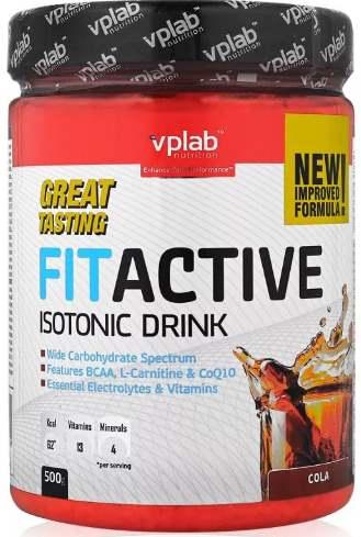 Вкус кока-колы VPLab Fit Active