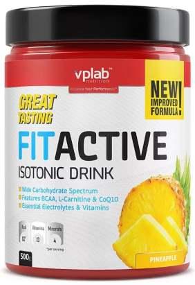 Ананасовый вкус VPLab Fit Active