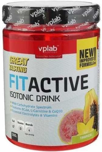 VPLab Fit Active вкус тропический