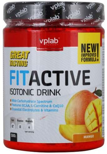 Изотоник FitActive Isotonic Drink от VPLaboratory