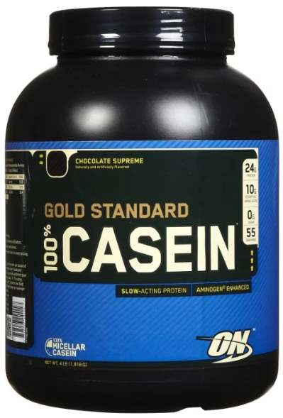 Протеин Optimum Nutrition Gold Standard 100% Casein