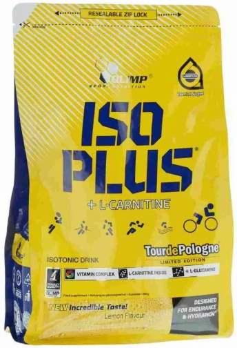 Добавка Iso Plus Powder со вкусом лимона