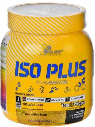 Апельсин Iso Plus Powder