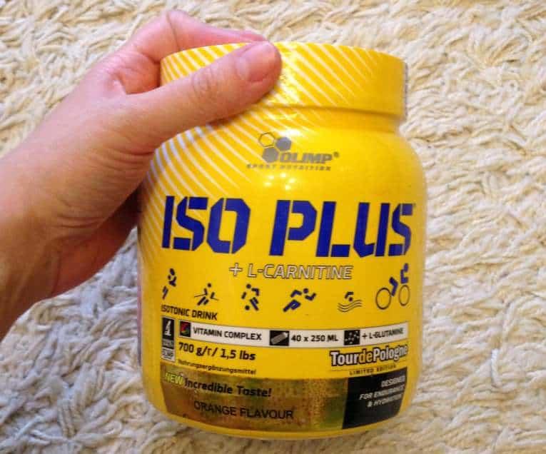 Добавка Iso Plus Powder