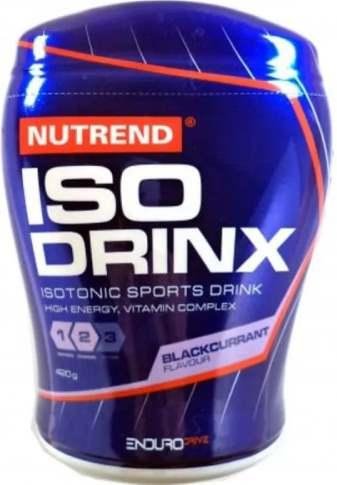 Вкус смородина Nutrend Isodrinx