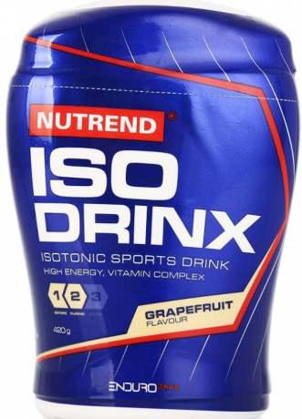 Вкус грейпфрута Nutrend Isodrinx