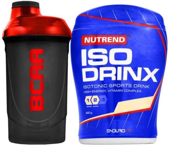 Nutrend Isodrinx без вкуса