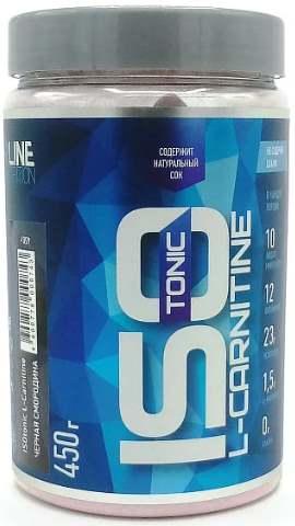 Rline ISOtonic со вкусом смородины