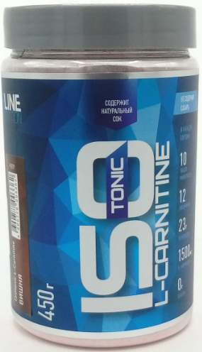 Rline ISOtonic со вкусом вишни