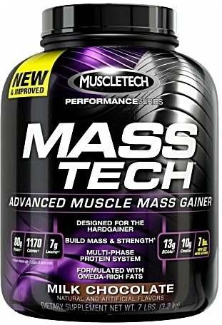 Гейнер Mass-TECH MuscleTech