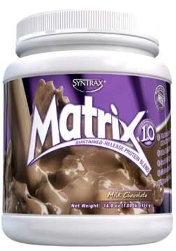 Syntrax Matrix 5.0 с шоколадом