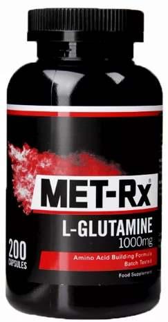 Глютамин MET-Rx L-Glutamine на 100%