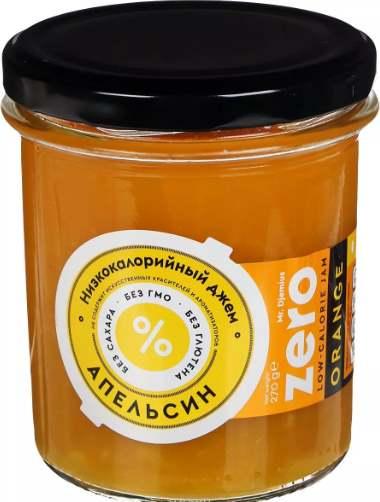 Джем Mr Djemius Zero с апельсином