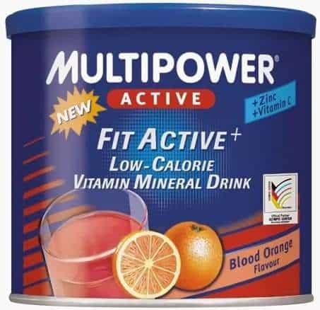 Изотоник Multipower FitActive