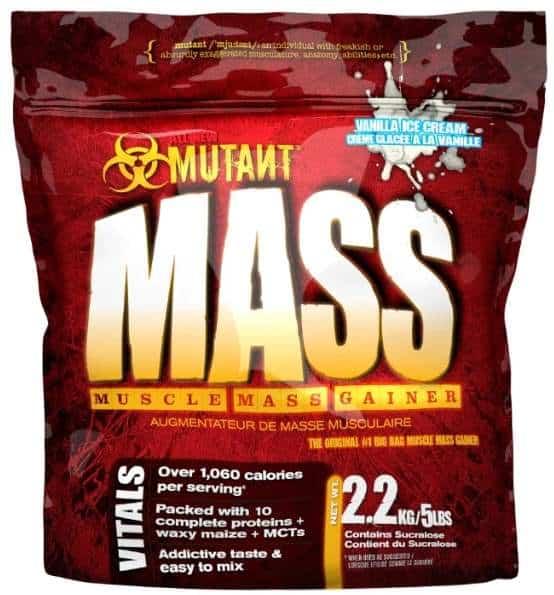 Гейнер Mutant Mass PVL