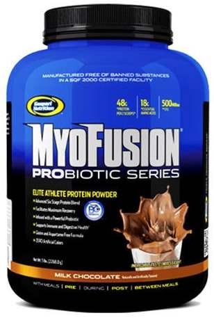 Упаковка Gaspari MyoFusion Probiotic