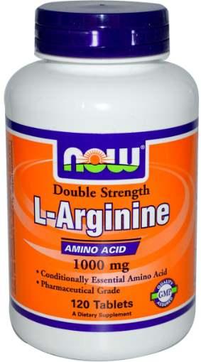 БАД NOW Foods L-Аргинин