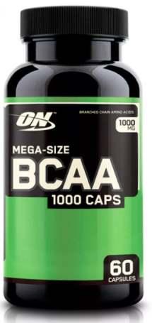 Упаковка Optimum Nutrition BCAA 1000 caps