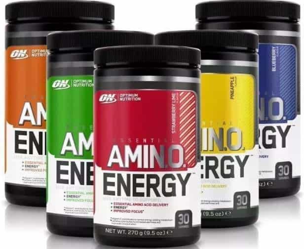 Аминокислоты Optimum Nutrition Amino Energy