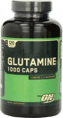 Глютамин Optimum Nutrition Glutamine Capsules
