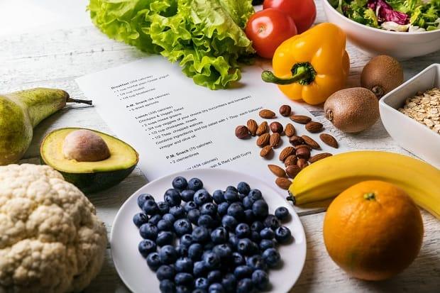 План питания для эндоморфов для набора массы