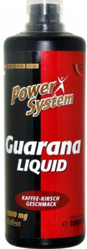 1 литр Power System Guarana Liquid