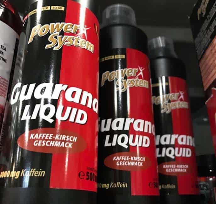 Добавки Power System Guarana Liquid